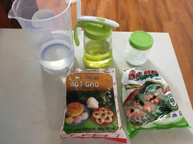 Huong dan lam bun tuoi tai nha 1