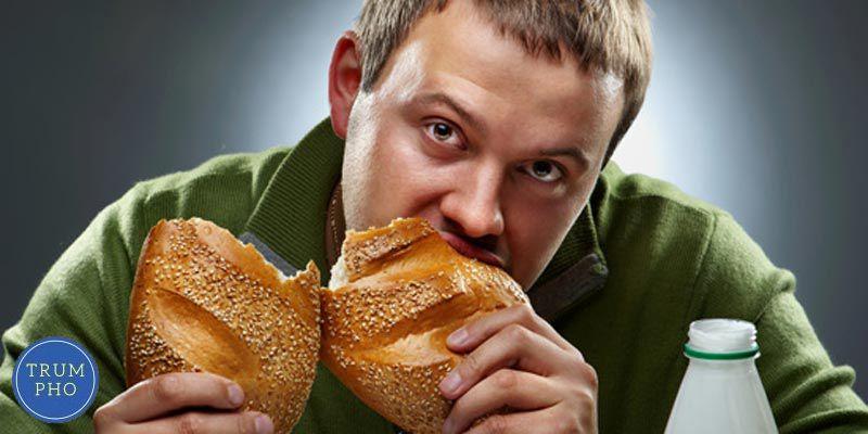Ăn bánh mì có béo không được nhiều người quan tâm tìm hiểu.