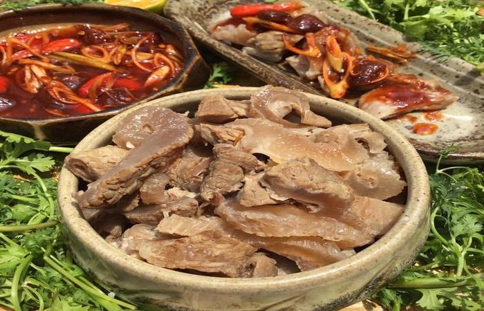 Trong gân bò có rất nhiều thành phần, dinh dưỡng tốt cho sức khoẻ