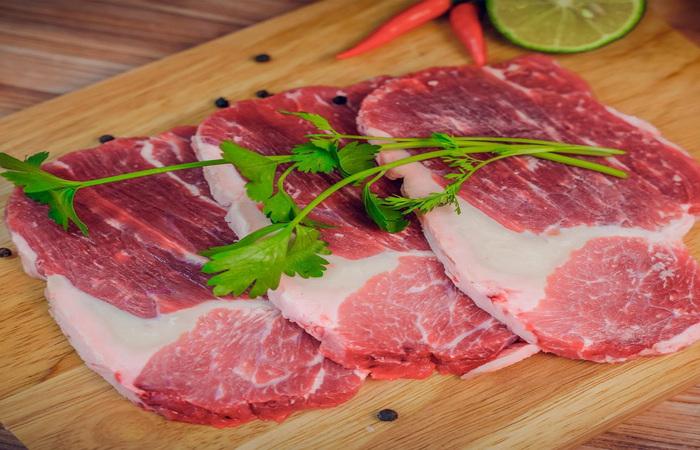Có hai loại gầu bò chính được sử dụng trong nấu nướng