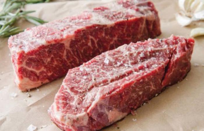 Nạm bò được chia thành 3 loại khác nhau