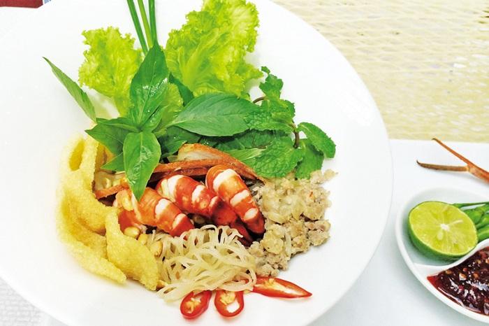 Đây là món ăn nổi tiếng ở xứ Quảng