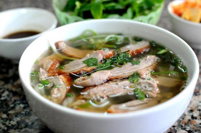 Cách nấu phở vịt quay Lạng Sơn không hề khó như bạn nghĩ