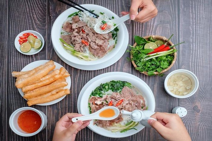 Phở Hà Thành ngon nổi tiếng tại Đà Nẵng