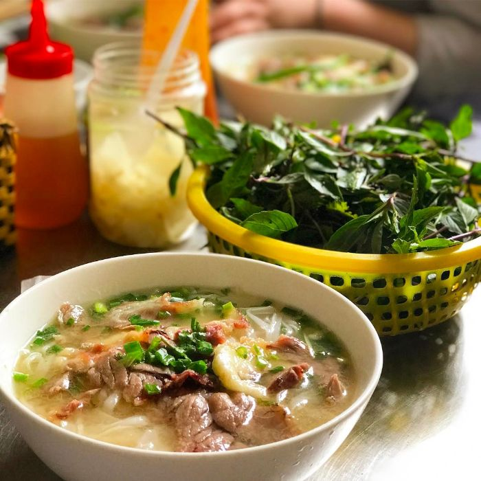 Phở ngon Nha Trang Bắc Hải