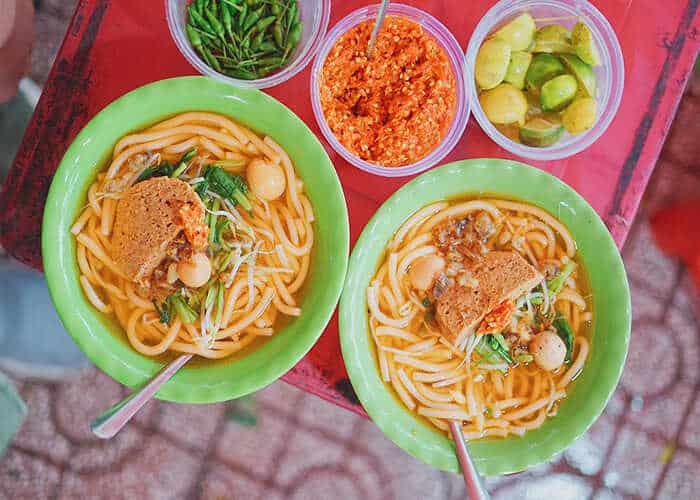 1 bun do cua buon me thuot co huong vi rieng khong dau co duoc