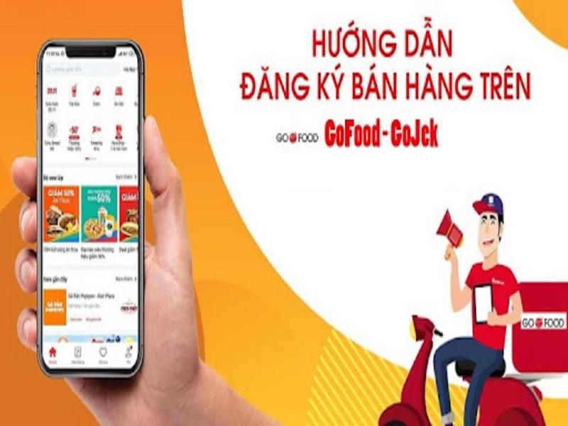 Huong dan cach dang ky lam doi tac tren ung dung GoFood 3